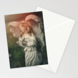 Healing Angel Stationery Cards