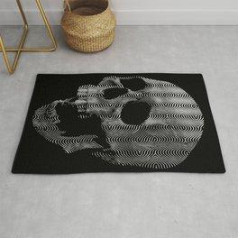Death Maze Rug