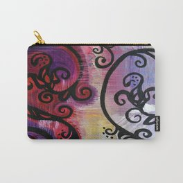 Iron Work Carry-All Pouch