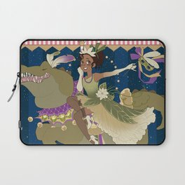 Carousel: She Lights Up the Sky Laptop Sleeve