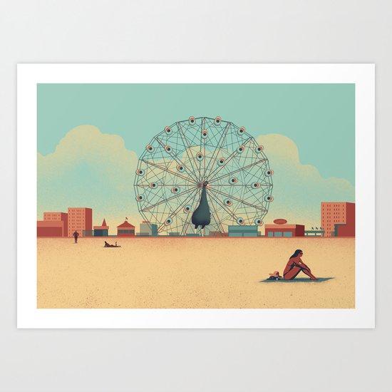 Urban Wildlife - Peacock by davidebonazzi