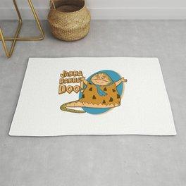 Jabba-Dabba-Doo! Rug