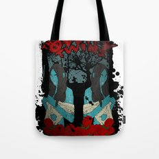 The Oddity Twins Tote Bag