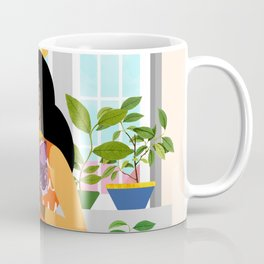 Windowsill Coffee Mug