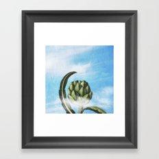 Artichoke Heaven Framed Art Print