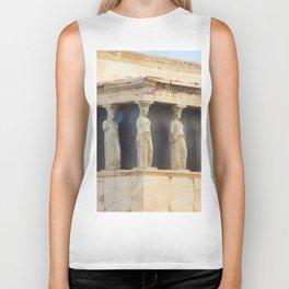 Greek goddesses Biker Tank