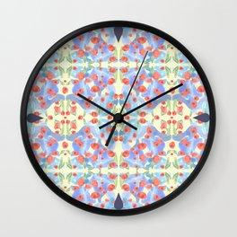 joys of spring: day 1 Wall Clock