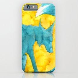 Summer Spirit (Tsunami Fox) iPhone Case