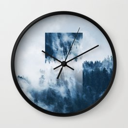 dissonance 3 Wall Clock