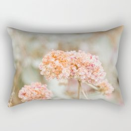 Blooming in the Dunes Rectangular Pillow