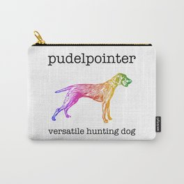 Pudelpointer - Versatile Hunting Dog Carry-All Pouch