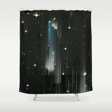Sueños Shower Curtain
