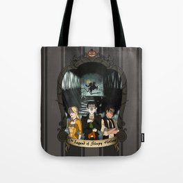 Poster: The Legend of Sleepy Hollow Tote Bag