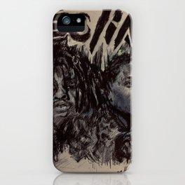 DECLINE iPhone Case