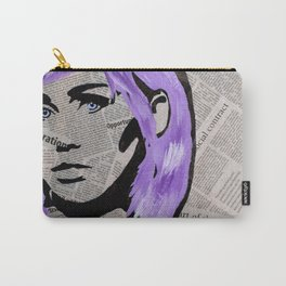 ashley oh Carry-All Pouch