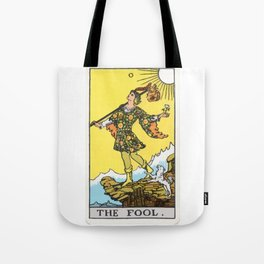 00 - The Fool Tote Bag