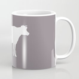 Cow: Purple Lavender Coffee Mug
