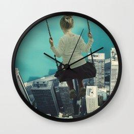 my inner child Wall Clock