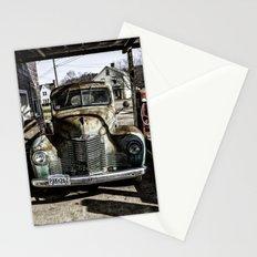 Vintage pickup truck Stationery Cards