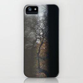 Trees #8 iPhone Case