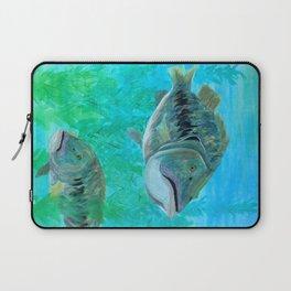 Bass Pairs Laptop Sleeve