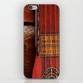 The Good Old Ukelin iPhone Skin