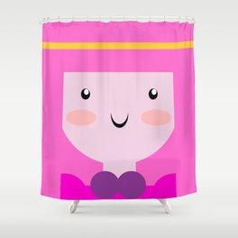 Couple design Princess Shower Curtain