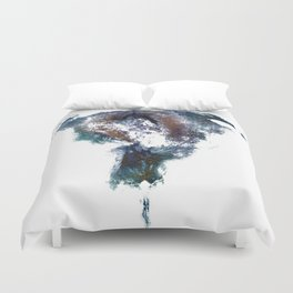 Isabella's Yoni Flower Duvet Cover
