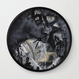 Arkos Rising Wall Clock