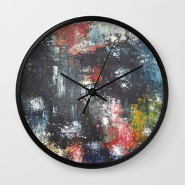 Night light Wall Clock