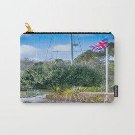 Mylor Bridge - Quay House Flag Pole Carry-All Pouch