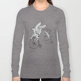Steam Punk Pets Long Sleeve T-shirt