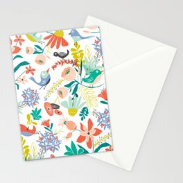 Gracie's Garden Stationery Cards