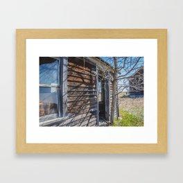 Adam Hoffman Homestead 7 Framed Art Print