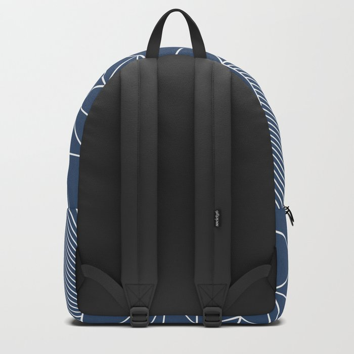 Ab Lines 45 Navy Backpack