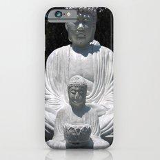 big buddha and little buddha iPhone 6 Slim Case