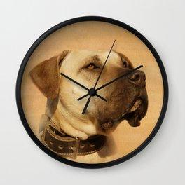 Perro de Presa Canario - Dogo Canario Wall Clock