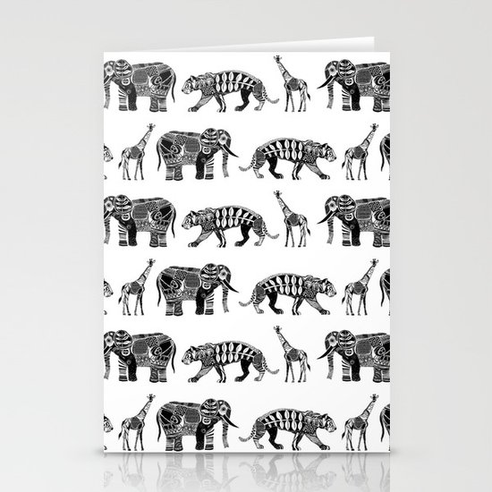graphic zoo Stationery Cards