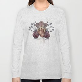 Flowers from my heart Long Sleeve T-shirt
