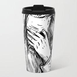 Facepalm Marx Travel Mug