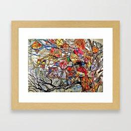 The Kite Crusade Framed Art Print