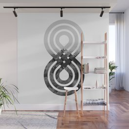 Nature's Knot Wall Mural