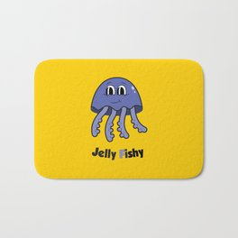 Jelly Fish Bath Mat