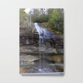 Bridal Veil Falls Metal Print