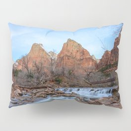 Virgin_River Falls - Zion Court Pillow Sham