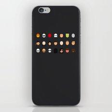 Famous Capsules - Halloween Serie iPhone & iPod Skin