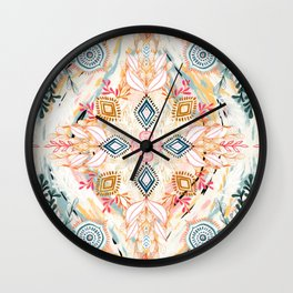 Wonderland in Spring Wall Clock