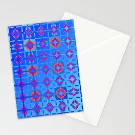 Blue ... Stationery Cards