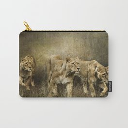 Following the Herd Carry-All Pouch