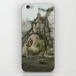 Giant's Crown iPhone Skin